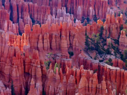 TERRACOTTA WARRIORS, BRYCE CANYON