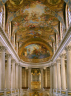 CHAPEL PALACE OF VERSAILLES