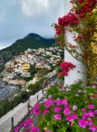 COLORS OF POSITANO