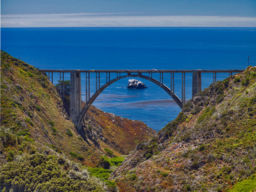 HISTORIC BIXBY BRIDGE BIG SUR