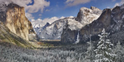 YOSEMITE VALLEY IN DECEMBER