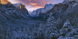 CHRISTMAS MORNING, YOSEMITE