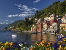 SUMMER IN VARENNA, LAKE COMO
