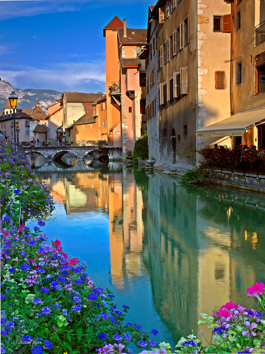 ANNECY REFLECTION, FRANCE