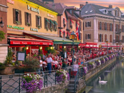 RENOIRS' VISION, ANNECY, FRANCE