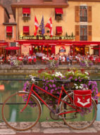 BICYCLE TAVERN, ANNECY, FRANCE