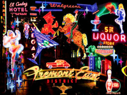 FREMONT EAST NEON MUSEUM