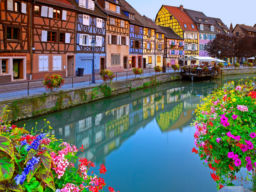 SUMMER IN ALSACE