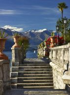STEPS TO PARADISE, BELLAGIO LAKE COMO