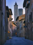 THE HEART OF SAN GIMIGNANO, TUSCANY