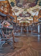 ST. GALLEN LIBRARY, SWITZERLAND